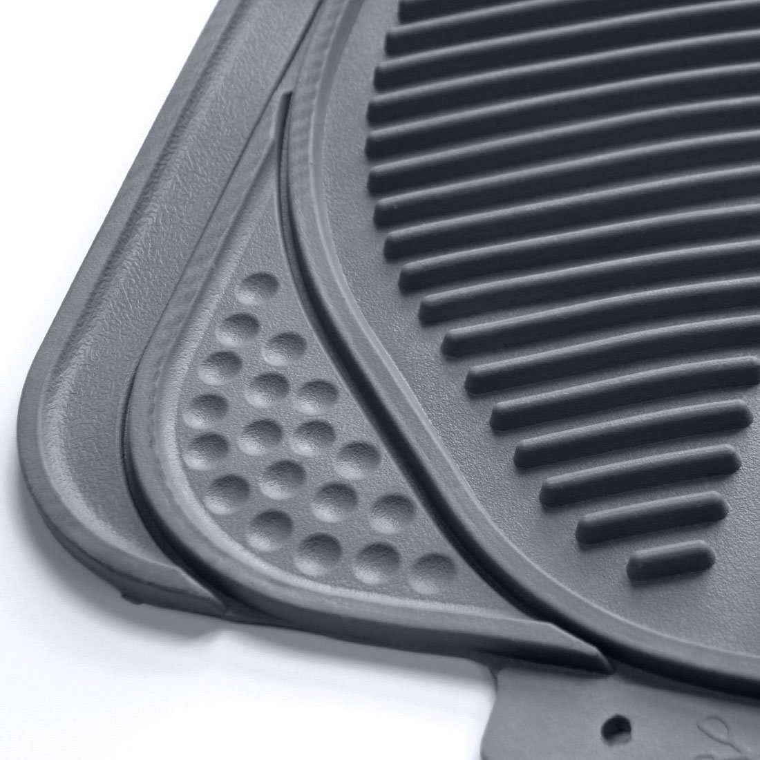 GGBAILEY D3865A-S1A-BLK/_BR Custom Fit Car Mats for 2008 2009 Saturn Astra 5 Door Black with Red Edging Driver Passenger /& Rear Floor