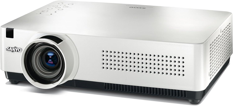 Sanyo PLC-XU301A - Proyector, 3000 Lúmenes del ANSI, LCD, XGA ...