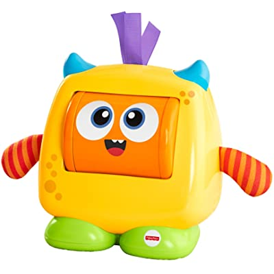 Fisher-Price Fun Feelings Monster: Toys & Games