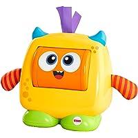 Fisher-Price Monstruito caritas divertidas, juguete bebé +6 meses