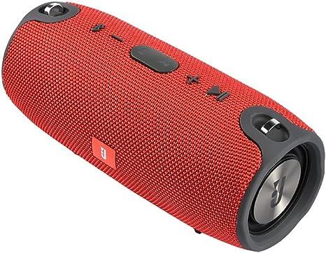 3,5 Mm AUX Basso Consumo Energetico 40 W,Supporto Micro USB Porte USB 2.0 Supporto Funzione di Chiamate Vocali Scheda TF Altoparlante Bluetooth Portatili