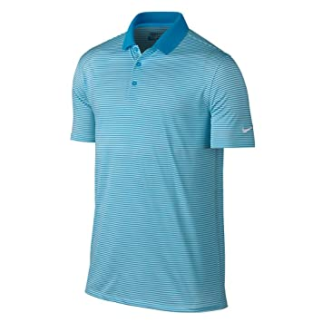 27cbe0e6919e7 NIKE Men's Dry Victory Stripe Polo, Sports Apparel - Amazon Canada