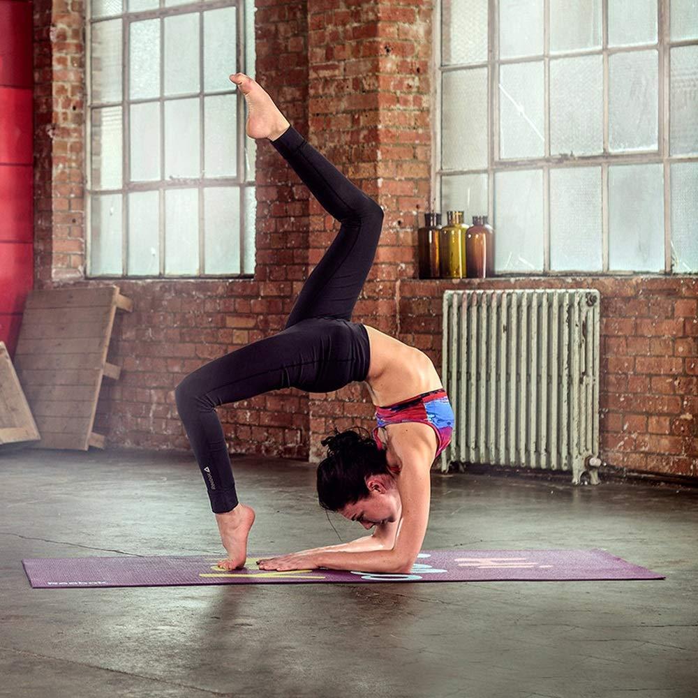 Amazon.com : YXGYJD Pilates Mat Yoga Mat Fitness Yoga Mat, Rebound, Non-Slip, Tear Resistant, Durable, 173x61 cm - Yoga, Sit-ups, Home Yoga.