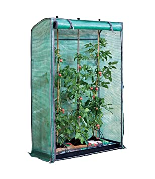 5 ft  Tall Tomato Growhouse, Mini Greenhouse, Vegetable