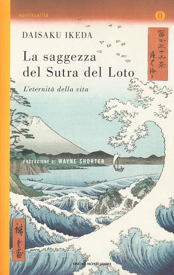 La saggezza del sutra del loto: 3 Copertina flessibile – 15 nov 2010 Daisaku Ikeda Mondadori 8804607378 16972634
