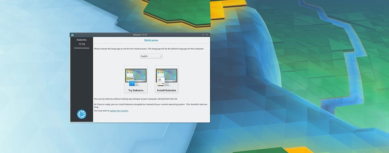 Kubuntu 17 10 Live - 32 & 64 bits - USB 3 0 memory stick - 8 Go