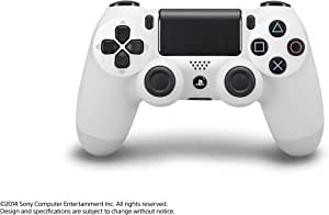 Sony CUH-ZCT2G 13 DUALSHOCK4 wireless controller, White