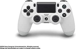 Sony CUH-ZCT2G 13 DUALSHOCK4 wireless controller, White