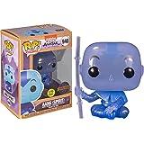 Funko ¡Pop! Avatar de animación El último Bender de Aire #940 – Aang [Espíritu] Glow-in-The-Dark Exclusive