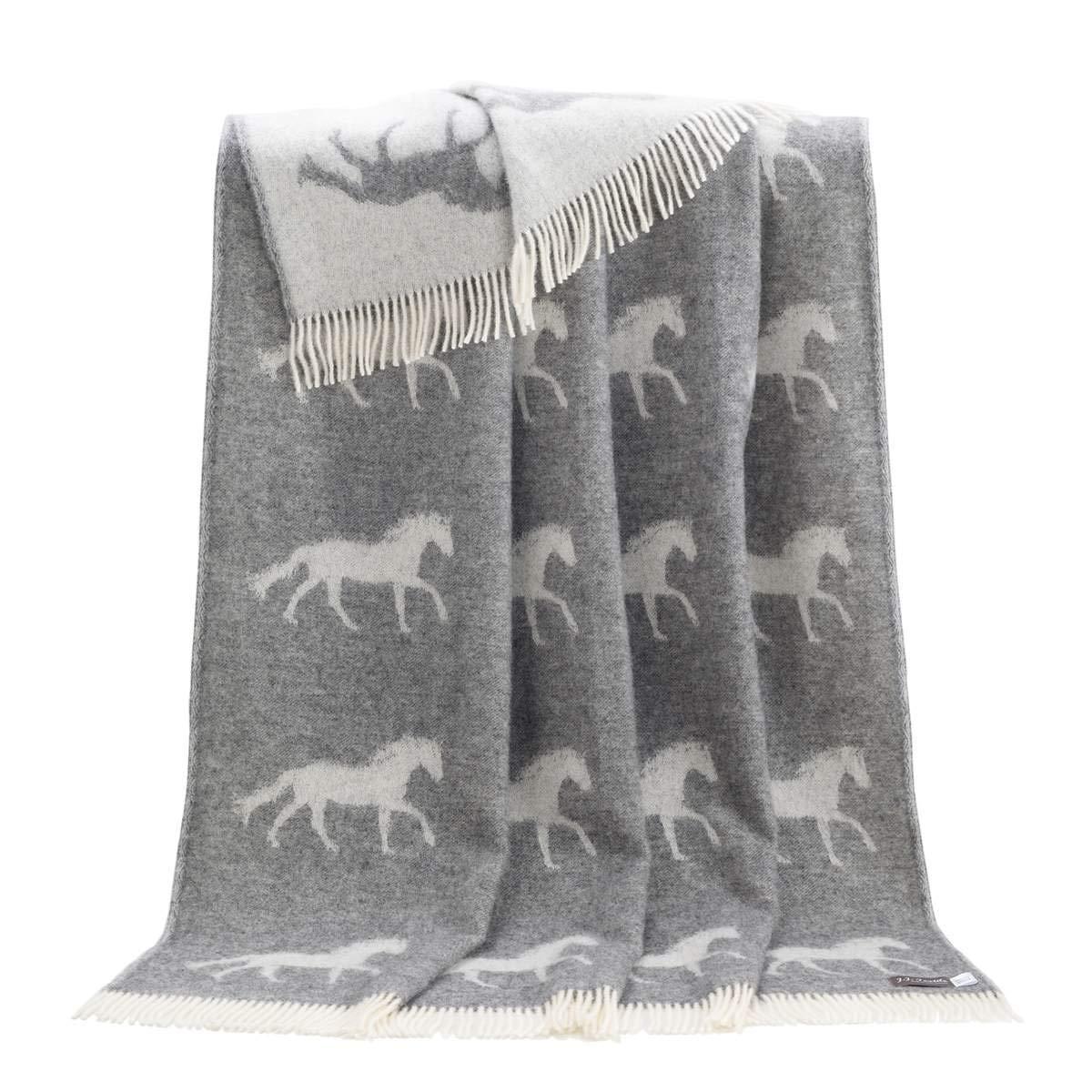 乗馬 雑貨 J.J.Textile ニュー ホース スローケット 乗馬用品 馬具