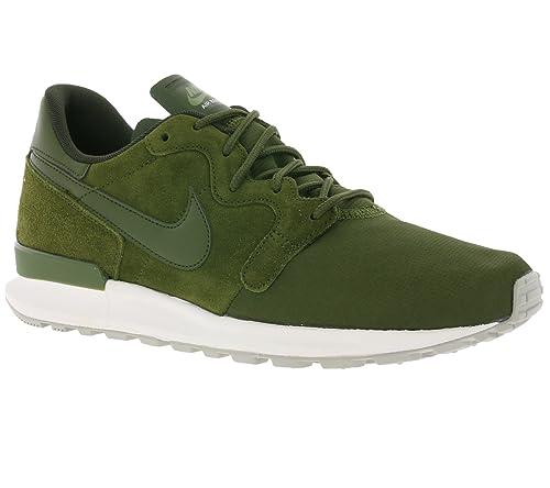 Nike - Zapatillas de Material Sintético para Hombre Verde Verde Militar *: MainApps: Amazon.es: Zapatos y complementos