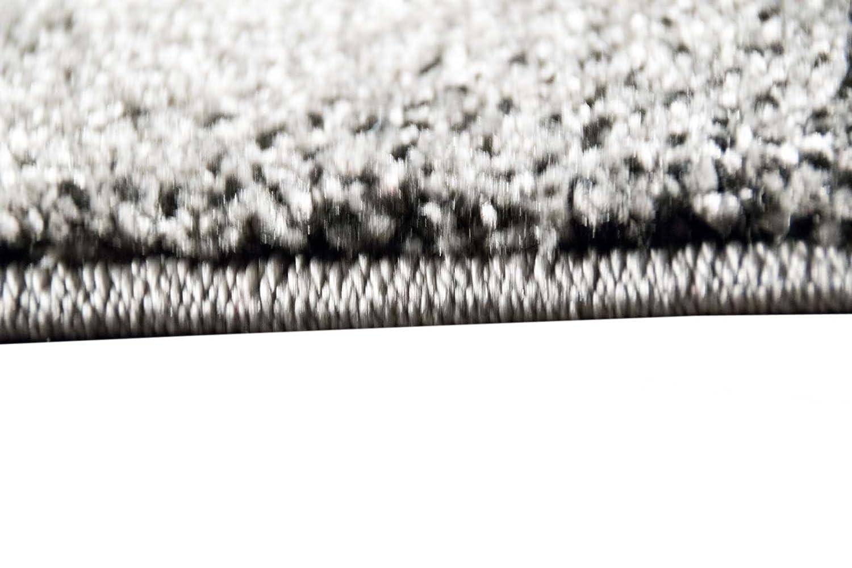 Designer Teppich Moderner Teppich Wohnzimmer Teppich Kurzflor Teppich mit mit mit Konturenschnitt Karo Muster Grün Grau Weiß Schwarz Größe 160x230 cm a4a95d