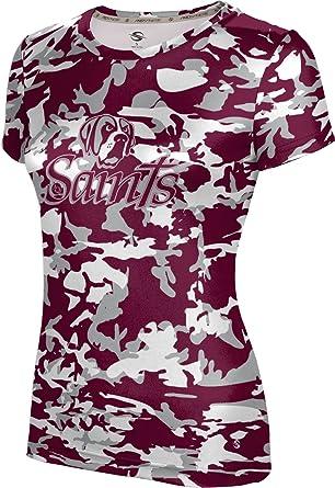 4542655566c8 Amazon.com: ProSphere Aquinas College Girls' T-Shirt - Camo: Clothing