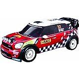 Nikko - 160164A - Radio Commande - Véhicule Miniature - Mini Countryman WRC - Echelle 1/16