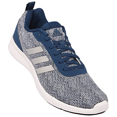 a1cd23fb026dc Adidas Mens Mesh Lace Up Sports Shoes