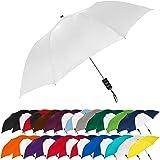 "STROMBERGBRAND UMBRELLAS Spectrum Popular Style 15"" Automatic Open Umbrella Light Weight Travel Folding Umbrella for Men…"