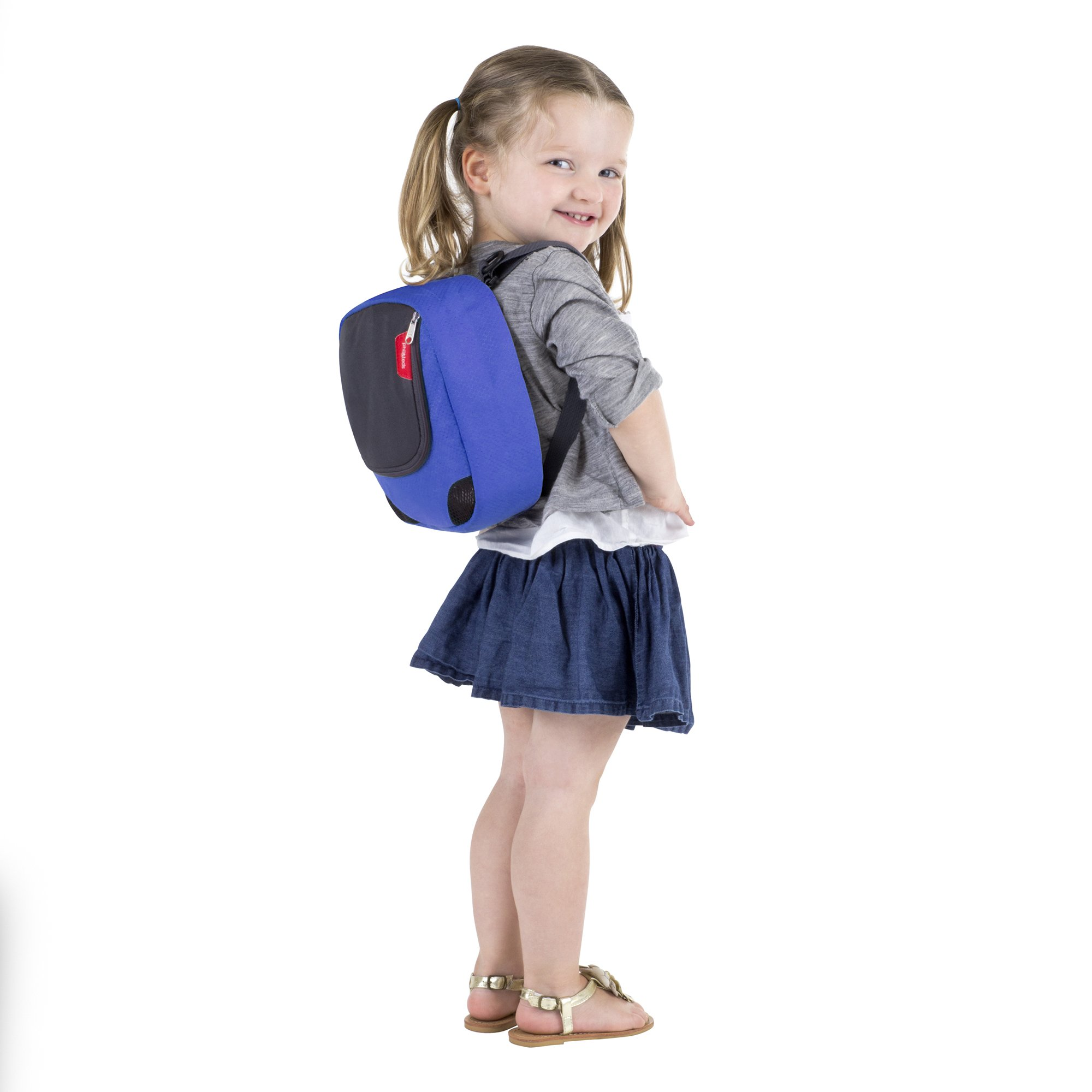 phil&teds Parade Lightweight Backpack Carrier, Blue/Grey by phil&teds (Image #6)