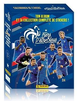 Calendrier De Lavent Football.Panini France Sa Sa Equipe De France Calendrier De L Avent Contenant 1 Album 2321 094 Non