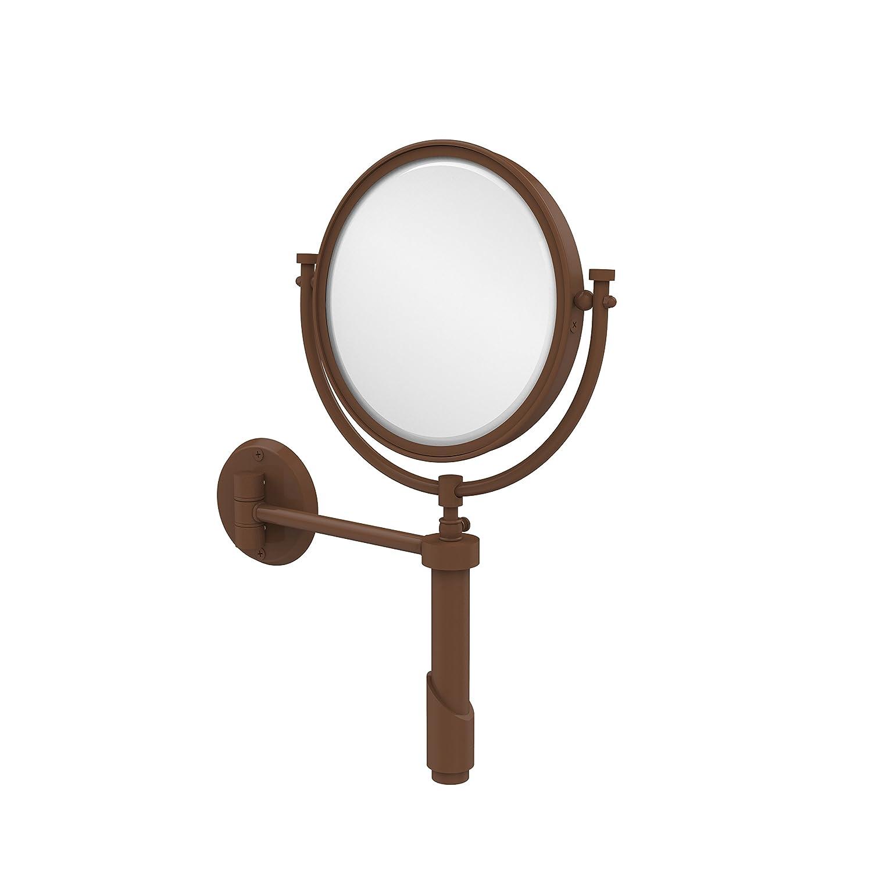 【在庫僅少】 Allied真鍮Tribecca壁マウントメイクアップミラーwith 2 x倍率 TRM-8/2X-BBR 1 ブロンズ(antique B008A7B01I 2 ブロンズ(antique bronze) TRM-8/2X-BBR ブロンズ(antique bronze), 倶知安町:632128dc --- ciadaterra.com