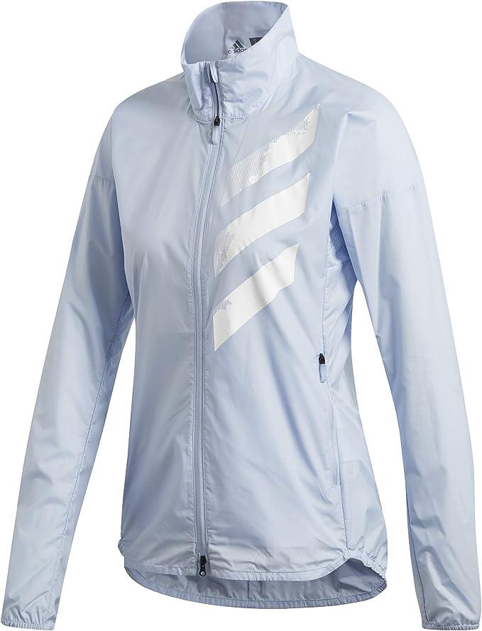 Adidas Stellasport Windbreaker Jacke Blau Damen Gr. L | eBay