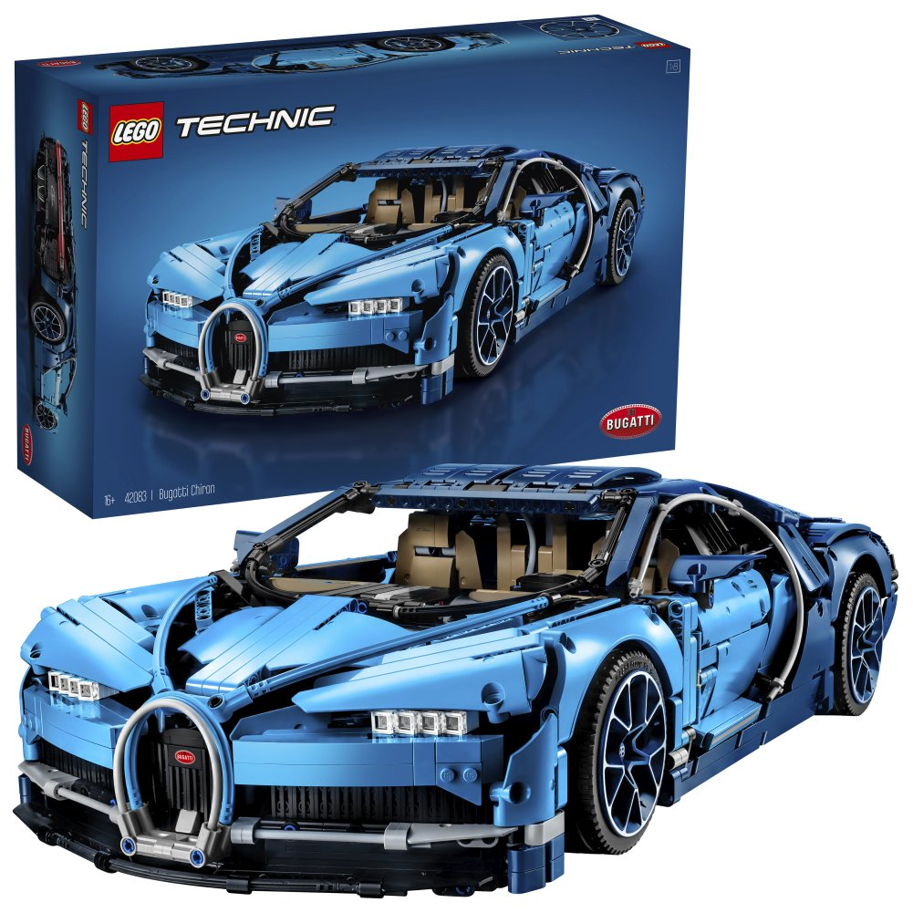 lego 42083 bugatti chiron technic ebay. Black Bedroom Furniture Sets. Home Design Ideas