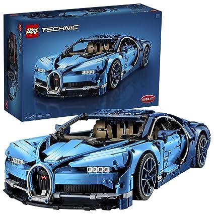 Lego Technic Bugatti Chiron 42083 Lego Amazon Es Juguetes Y