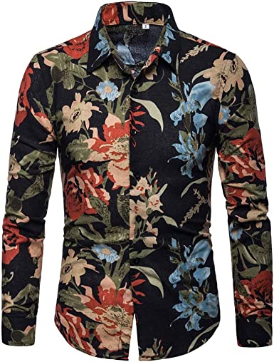 Poachers Camisas de Hombre Manga Larga Camisas Hawaianas Hombre Cerveza Camisas Hombre Manga Larga de Vestir Camisas Hombre Verano Camisetas Hombre Originales: Amazon.es: Ropa y accesorios