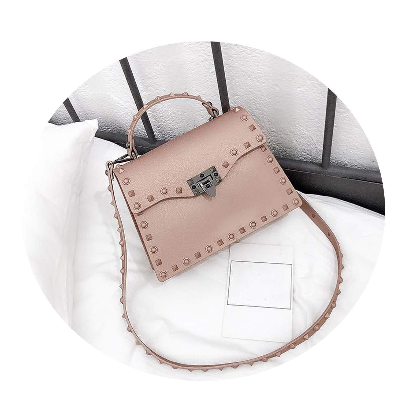 5b660ccf02fd Amazon.com: Silica Gel Totes Handbags and Crossbody Bags Pvc Single ...
