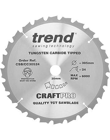 Trend csb cc30524 Craft lame CC 305mm x 24T x 30 mm