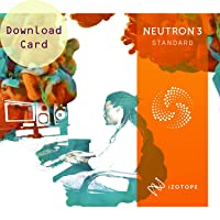IZotope Neutron 3 Standard – Modern Audio Mixing Software Suite – Download Card