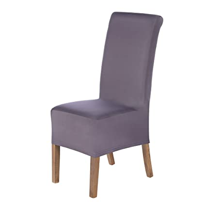 SCHEFFLER HOME Lena Spandex Chair Covers 2 Pcs Stretch Chaircover Elastic Slipcover Cover With