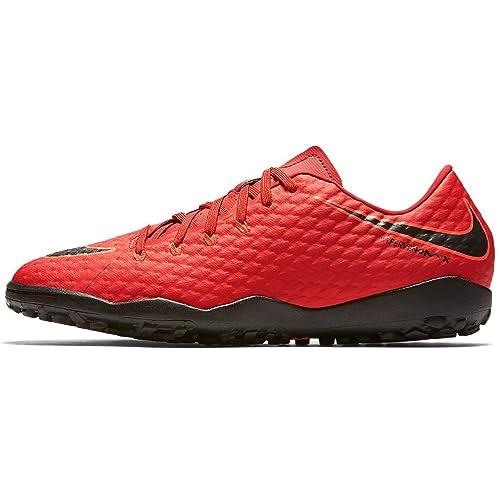 finest selection adaa0 29386 Nike Hypervenom Phelon III Turf Shoe [Red] (9): Amazon.ca ...