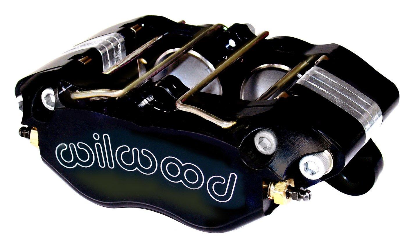Wilwood 120-9692 Dynapro 1.75'' Piston/1.00'' Rotor Billet Brake Caliper by Wilwood