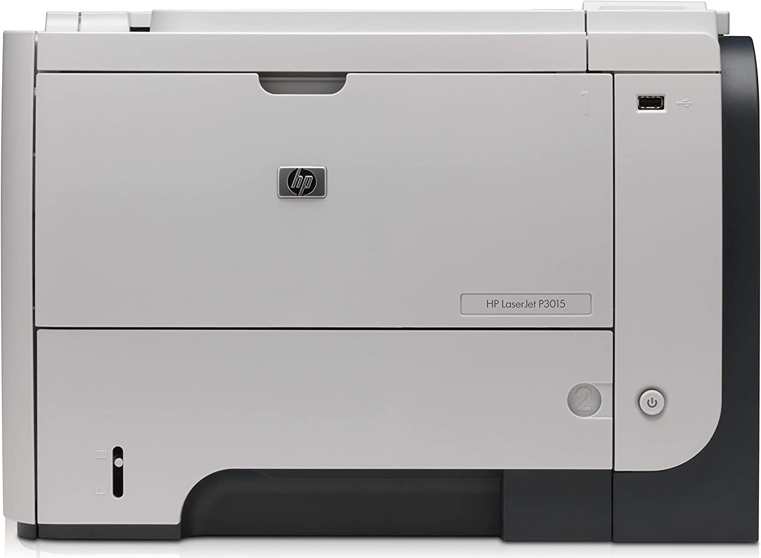 HP Laserjet P3015dn Printer Business Mono Laser Printers (PQ) - CE528A#ABA (Certified Refurbished)