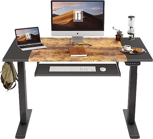Editors' Choice: FEZIBO Dual Motor Height Adjustable Electric Standing Desk