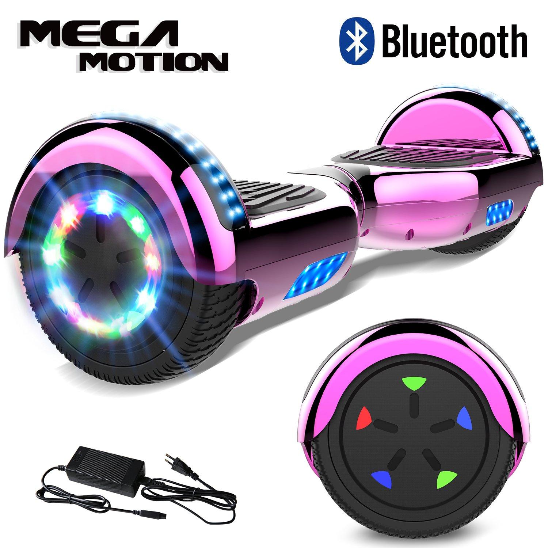 s/écuris/é UL CE Mega Motion Self Balance Scooter E1 Gyropode /électrique 6.5 Bluetooth