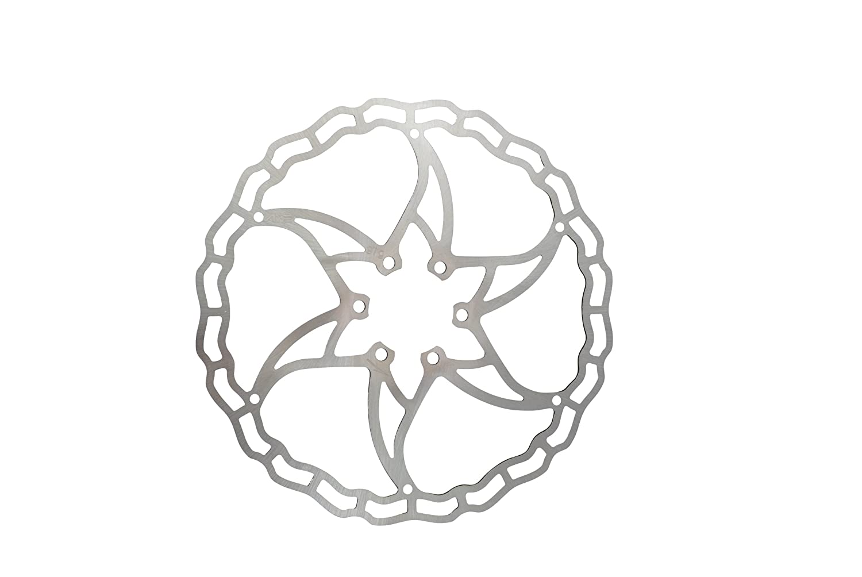 Disco de Freno ASHIMA Ai2 160mm Plata