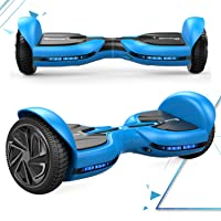 """Markboard,Self Balancing Scooter 6.5"""" Skateboard Two Wheel Electric Scooter Swegway Board With 2 * 350W Motor And LED"""