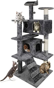 Amazon.com: Nova Microdermabrasion - Torre para gatos con ...
