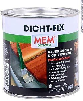 Sellador impermeable para canaletas, tubos, techos, ventanas, para detener fugas rápidamente - Detiene las fugas al instante. Cantidad: 375 ml.
