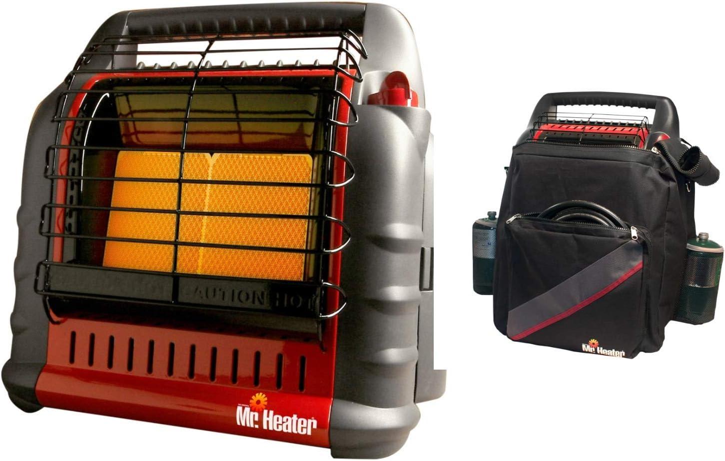 Heater Portable Big Buddy Propane Heater Mr