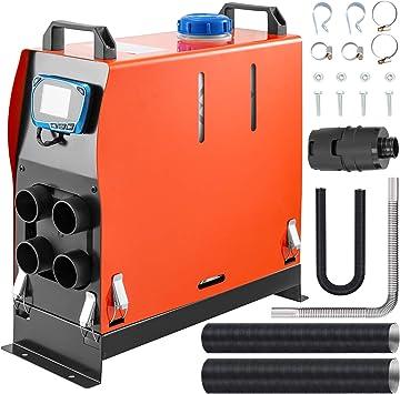 Mophorn 12v 5kw Diesel Standheizung Luftheizung Integration Einfach Lcd Heizung Bausatz Auto