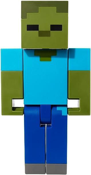 Minecraft Figur Zombie Zumbie Cm Große Bewegliche Spiel Und - Minecraft zombie spielen