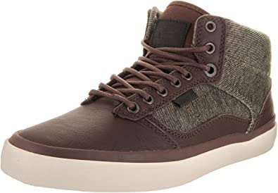 vans cuir chaussure