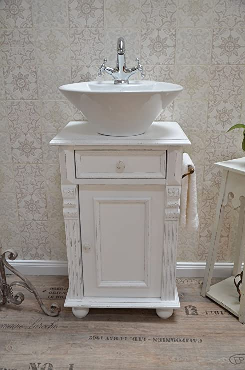 País & Amor de Muebles de baño GmbH Meije: rústico de Lavabo,