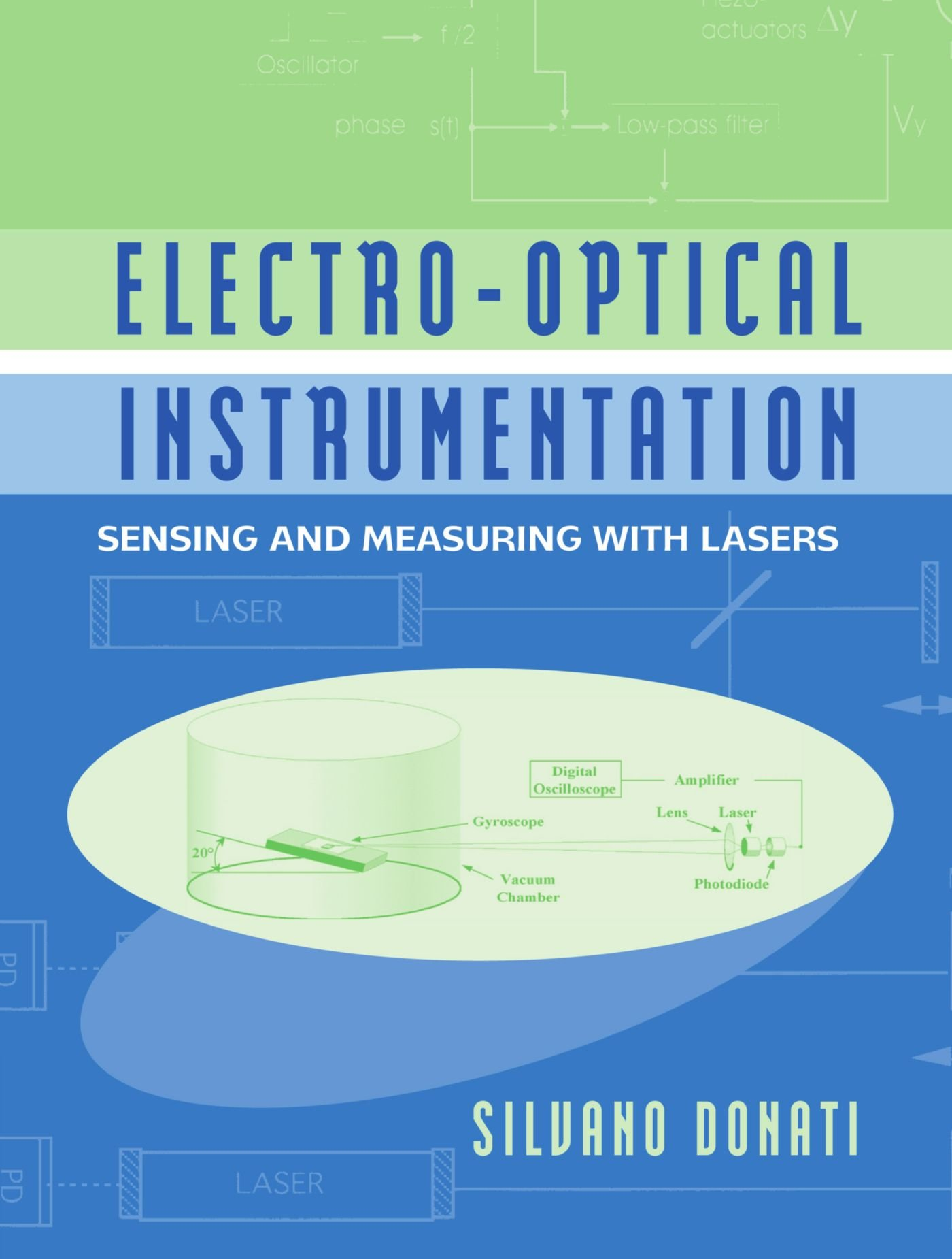 Electro Optical Instrumentation  Sensing And Measuring With Lasers