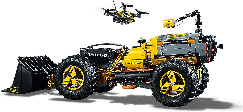 LEGO Technic Volvo Concept Wheel Loader ZEUX 42081
