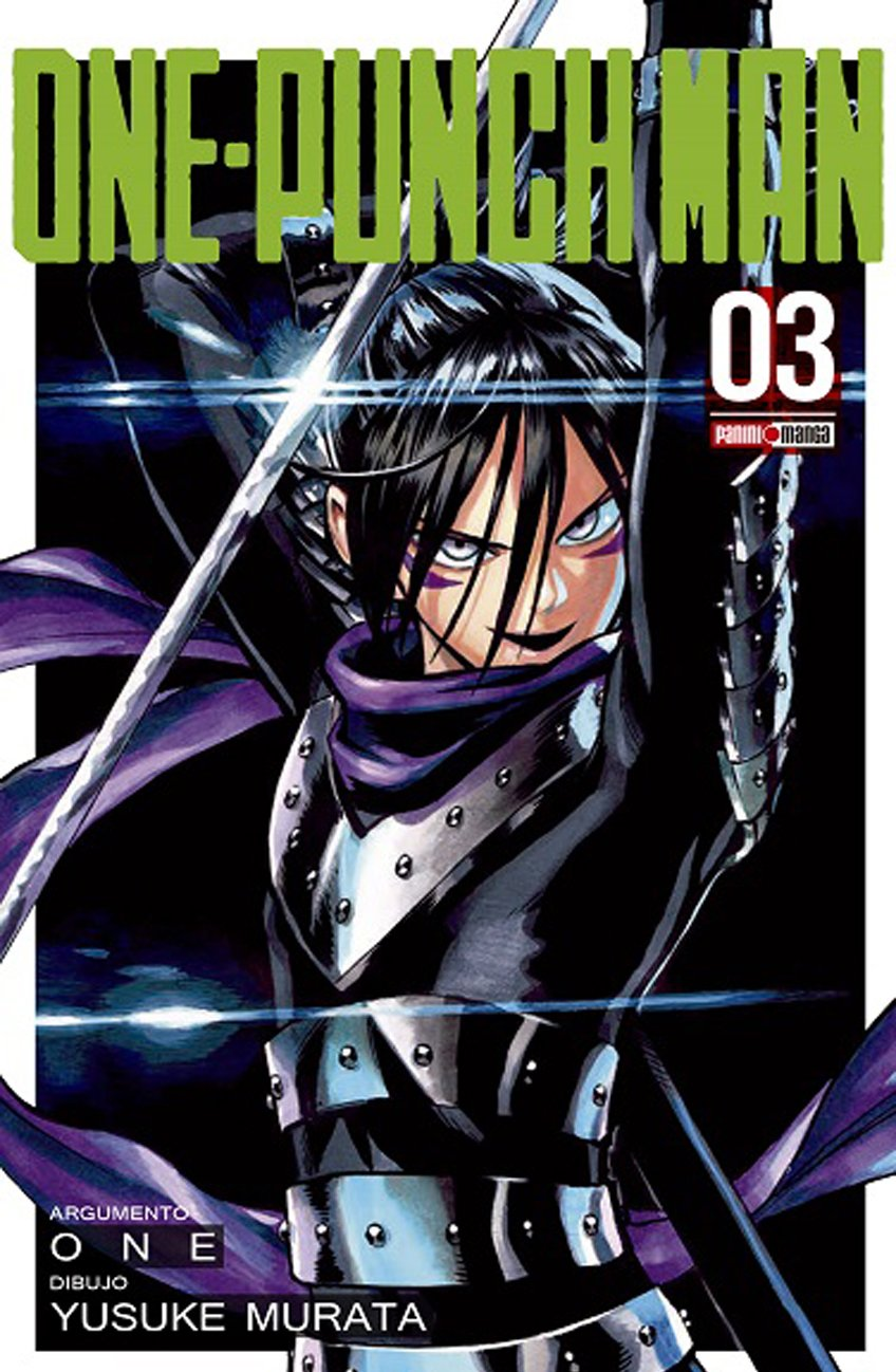 ONE PUNCH MAN N.03: 9786075280271: Amazon.com: Books
