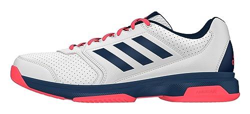online store b2052 3cb08 adidas Adizero Attack, Zapatillas de Tenis para Hombre Amazon.es Zapatos  y complementos