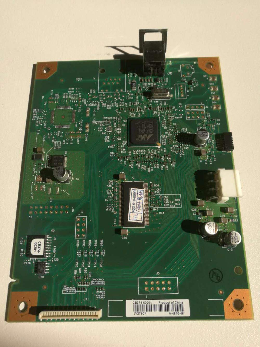 Printer Parts CB374-60001 CB374-80001 for HP Color Laserjet 1600 Yoton Board by Yoton (Image #3)